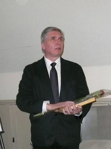 ...ja Pekka Lehonkoski