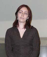 Pro gradu -palkinnon saaja Hanna Mäkinen