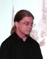 Pro gradu -palkinnon saaja Tomi Letonsaari